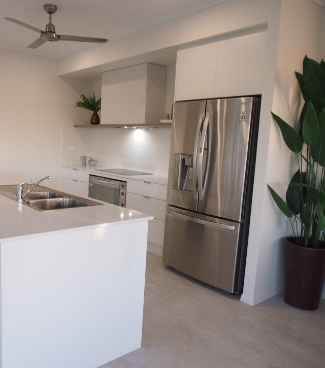 Classic White Kitchen 2