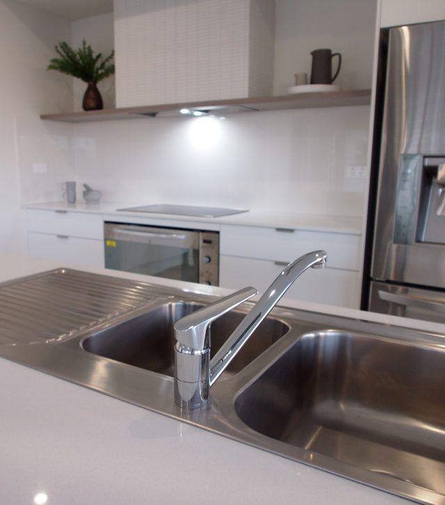 Classic White Kitchen 5
