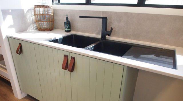 Panelled Kitchen (7)