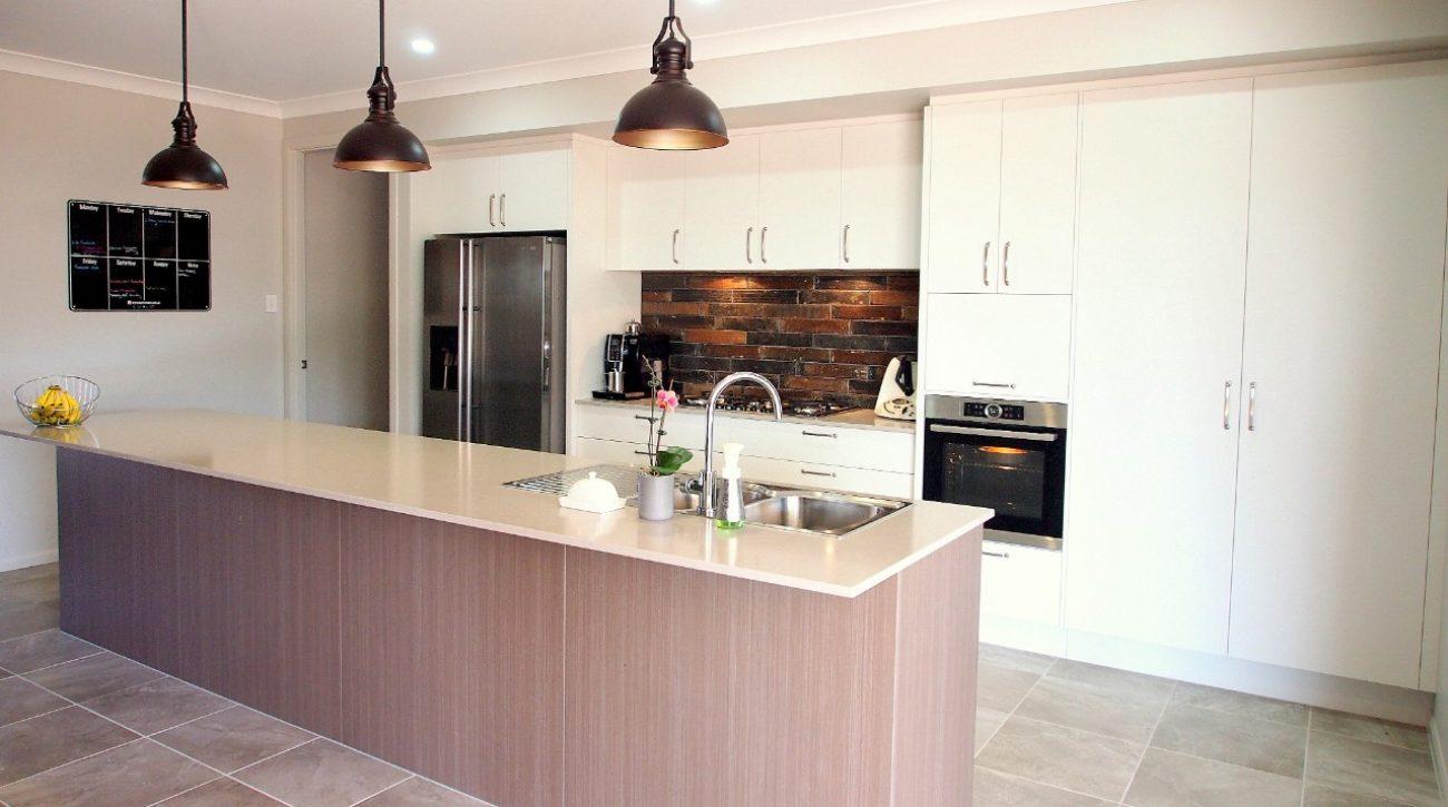 Modern Rustic Kitchen 2