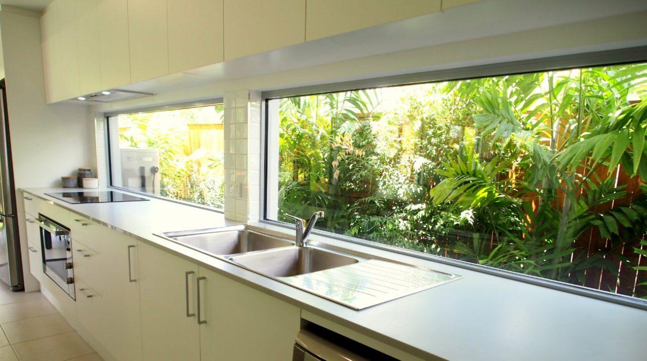 Shiny Pendants Kitchen 6