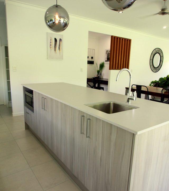 Shiny Pendants Kitchen 7
