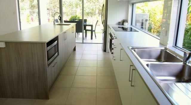 Shiny Pendants Kitchen 9