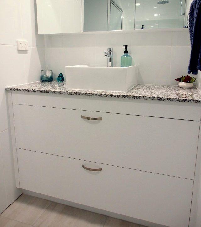 Sleek and Clean Vanity 2