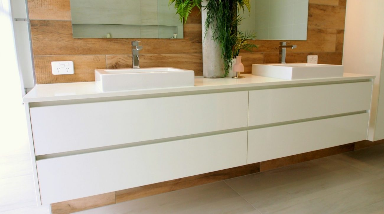 Timber Feature Vanity 2