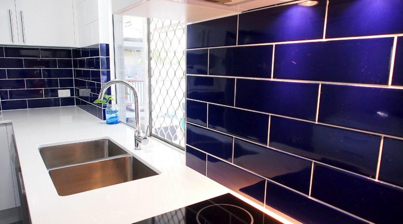 Royal Blue Kitchen 11