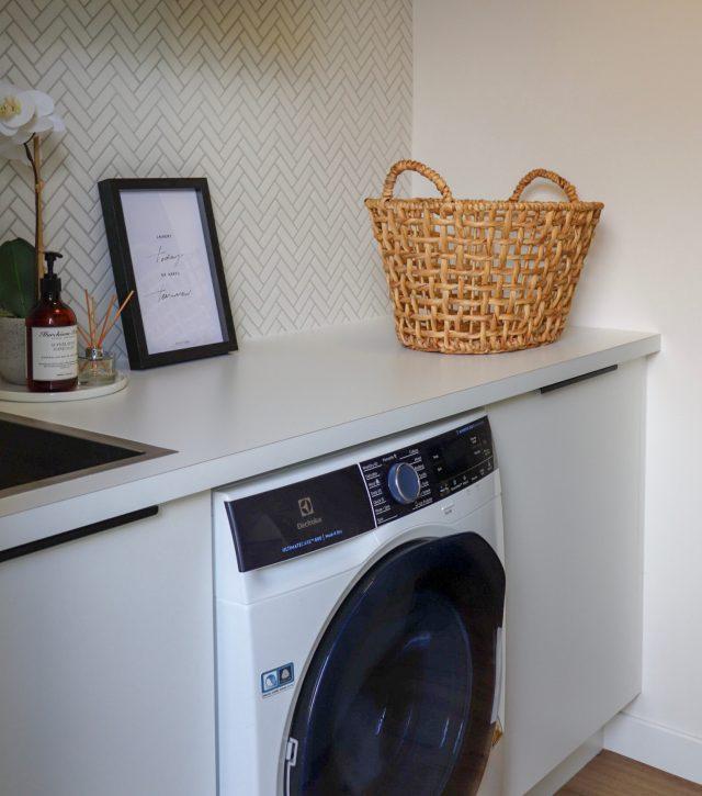 Woven Basket Laundry 2