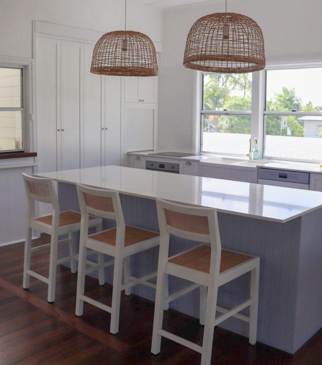 Blue Beauty Kitchen 2