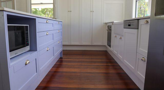 Blue Beauty Kitchen 3