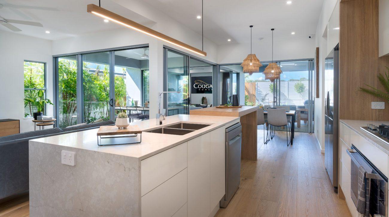 Open Plan Living Kitchen 2