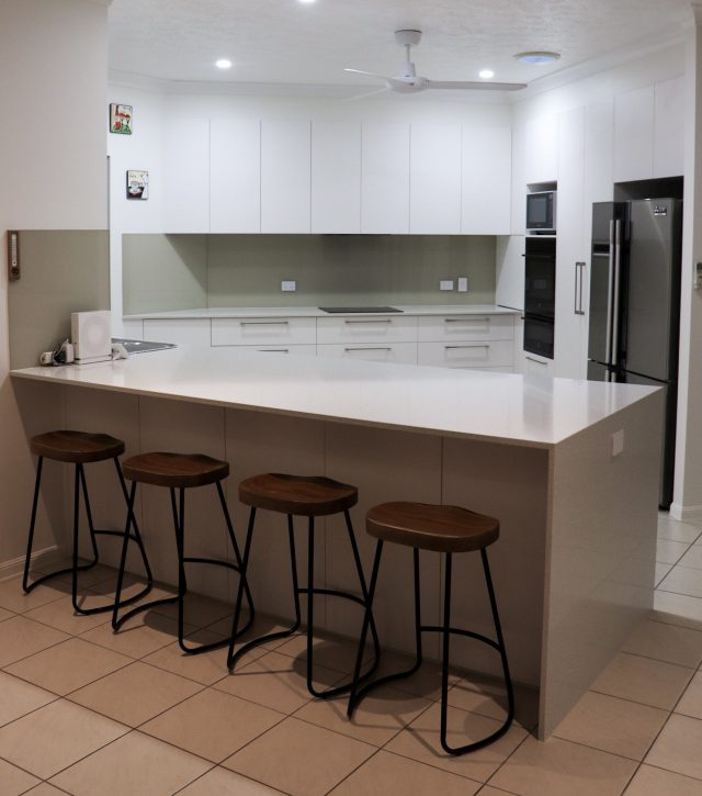 Maximising the space kitchen 2