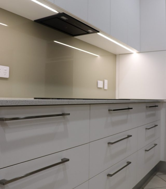Maximising the space kitchen 8